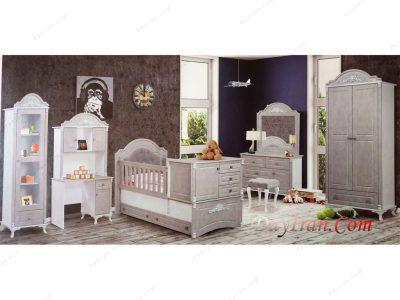 تخت خواب نوزاد آرکاتاش