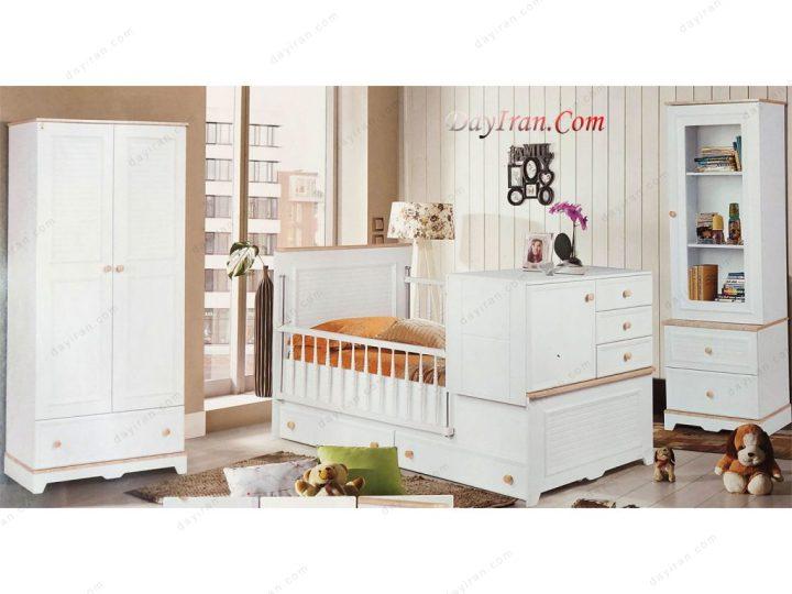 تخت خواب نوزاد پینولینو