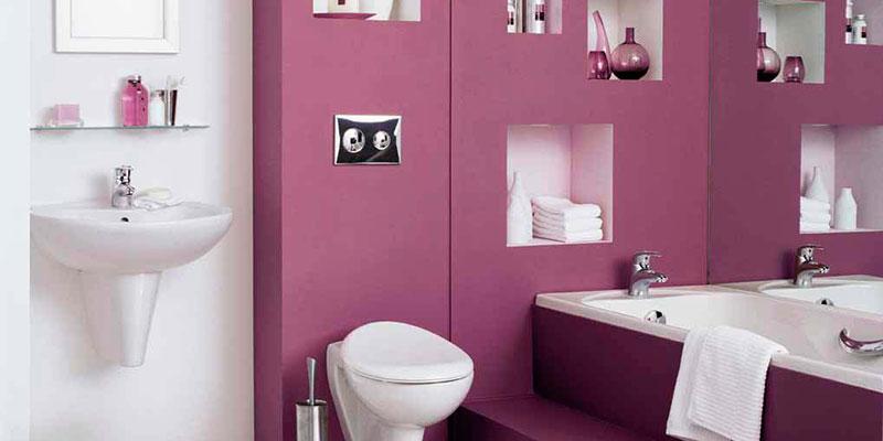تزئینات سرویس بهداشتی و حمام