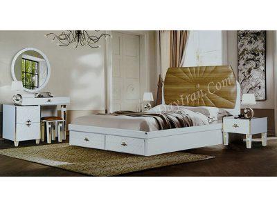 تخت خواب دو نفره گوزل