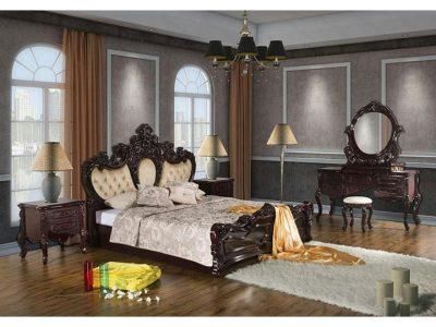 تخت خواب دو نفره ایزابل