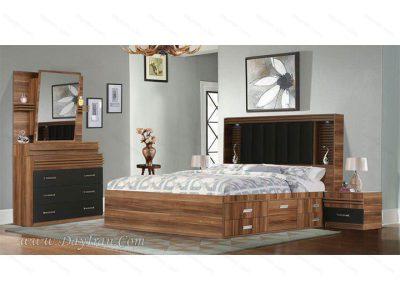 تخت خواب دو نفره اوپیروس