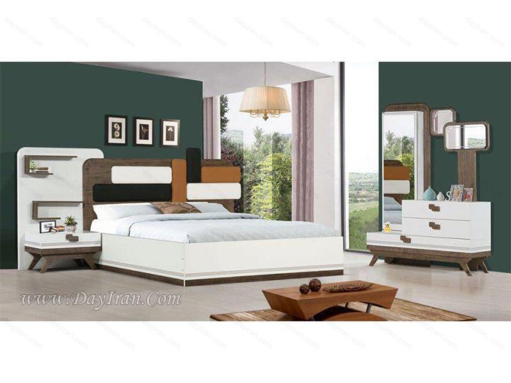 تخت خواب دو نفره اپرا