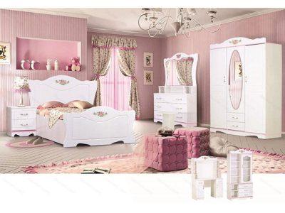تخت خواب نوجوان پرنسس