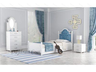 تخت خواب نوجوان روژان