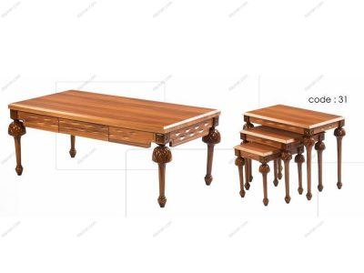 میز جلو مبلی عسلی 31