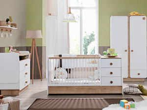 سرویس خواب کودک و نوزاد چهاردانگه