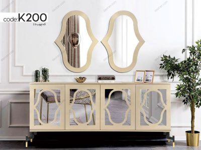 آینه کنسول k200
