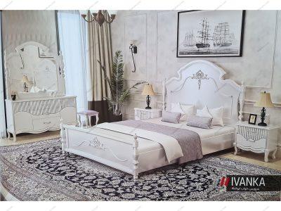 تخت خواب دو نفره ایوانکا