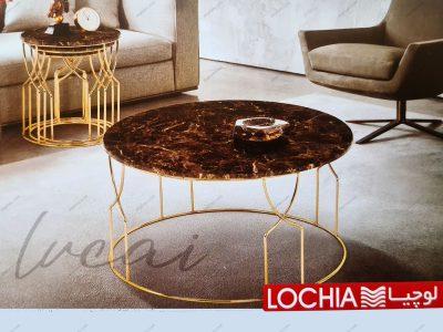 میز جلو مبلی عسلی لوچیا